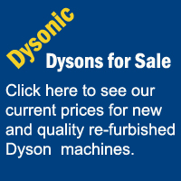 Dysons for sale